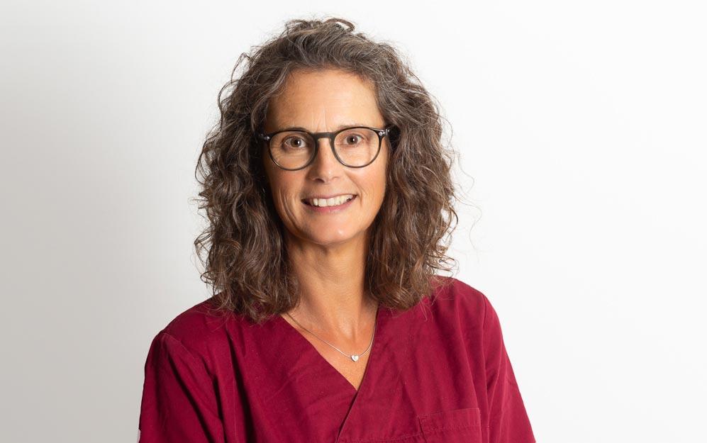 Natascha Eder: Krankenschwester; Fachschwester für Onkologie und Palliative Therapie; Fachassistenz für orale und subkutane Tumortherapie; Pain Nurse