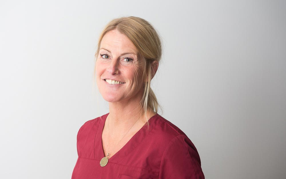 Michaela Netzband: Medizinische Fachangestellte
